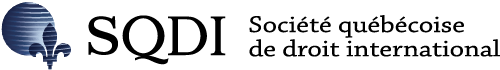 Société québécoise de droit international
